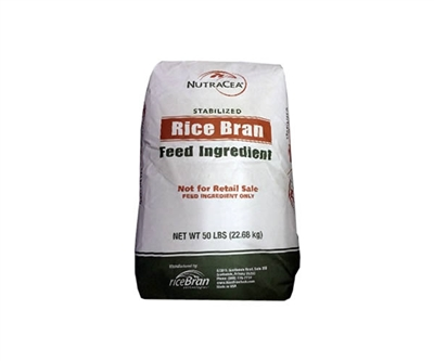 NutraCea Stabilized Rice Bran