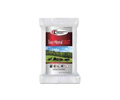 Champions Choice Trace Mineral Salt