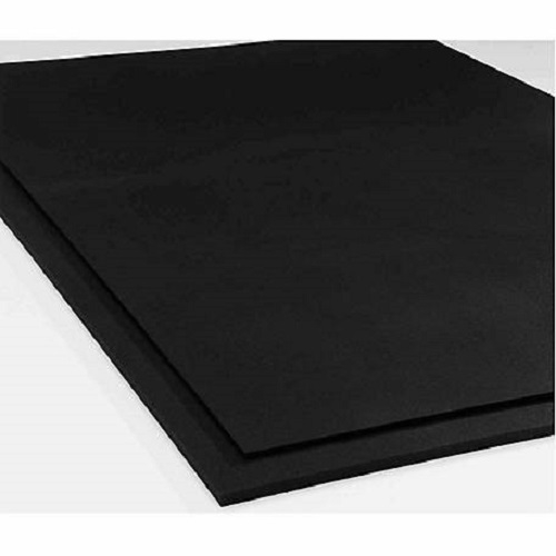 Smooth Surface Rubber Gym Mats