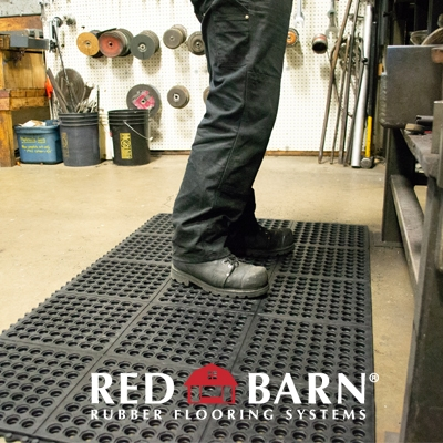 Industrial Strength Drainage Mats