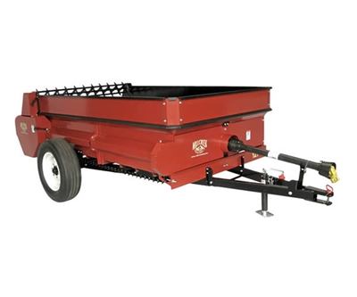 full-size manure spreader