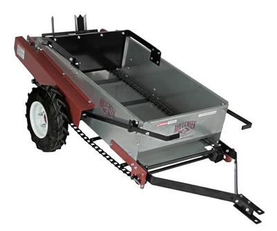 mini manure spreader