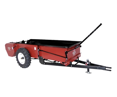 mid-size compact manure spreader