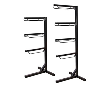 Easy-Up Portable Multi Saddle Racks