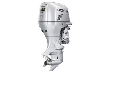 "Honda 225 hp, BF225K2XCA, 4-stroke, 25"" - Electric Start  - Remote Steering - Power trim and tilt - counter roatation"