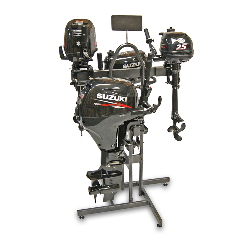 Outboard Engine Display Tree 20hp Models