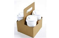 4-cup Drink Carrier - Qty: 200