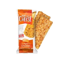 Just the Cheese Crunchy Baked Low Carb Snack Bars