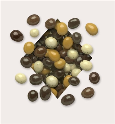 5 LB BULK Chocolate Covered Espresso Beans