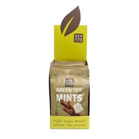 Sencha Natural Green Tea Mints Pocket Minis