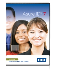 Asure ID Enterprise 7 ID Card Software