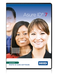 Asure ID  Exchange 7 ID Card Software