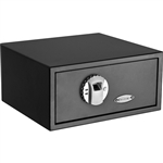 Quick Access Fingerprint Recognition Handgun Safe