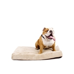 4-inch thick Memory Foam Orthopedic Medium size Dog Bed