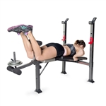 Adjustable Strength Training Weight Bench Incline Flat Decline Chest Press