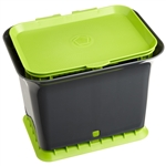 Fresh Air Kitchen Compost Collector Composting Bin