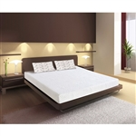 Queen size Cushion Firm 3-Layer 6-inch Thick Memory Foam Mattress