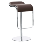 Lem Contemporary Barstool Chair by Fine Mod Imports