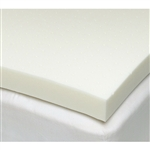 Twin size 3-inch Thick Ventilated Memory Foam Mattress Topper