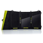 20-Watt Folding Portable Solar Panel Phone Table Battery Charger