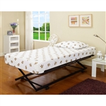 Twin size Pop Up Trundle for Day Beds or Guest Bed