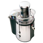 700-Watt Stainless Steel Chef Power Juice Fountain Juicer