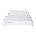 King size 10-inch Innerspring Mattress with Cool Gel Memory Foam Top