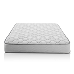 Full size 6-inch Medium Firm Innerspring Mattress with Foam Cushion Comfort Layer