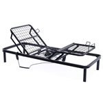 Twin XL Metal Adjustable Bed Frame with Remote