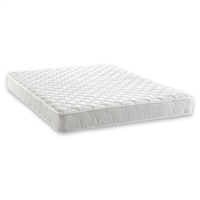 Twin size 6-inch Thick Foam and Coil Mattress