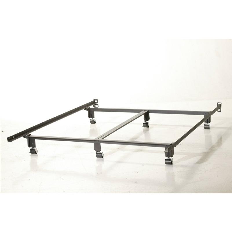 Heavy Duty A Frame : Super heavy duty steel wedge lock metal bed frame