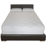King size 13-inch Thick Euro Box Top Innerspring Mattress