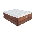 Queen size 15-inch Thick Memory Foam Mattress - 5lb Memory Foam