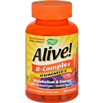Nature's Way B-Complex - Alive - Gummies - 60 Count