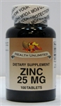 Zinc Gluconate  25mg
