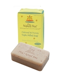 Naked Bee Oatmeal & Honey Triple Milled Bar Soap