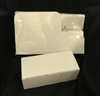 1 Pound White Candy Boxes