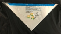 Parchment Triangles Decorating Bags