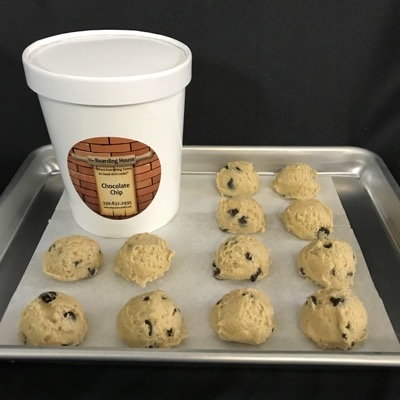Chocolate Chip Cookie Dough (In Store Only)