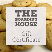 The Boarding House Gift Certificate