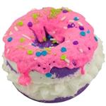 Lavender Honey Cupcake Donut Bath Bomb