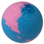 Gooey Pink Cotton Candy Butter Ball Bath Bomb