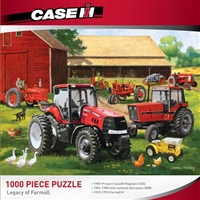 Legacy of Farmall Puzzle - 1000pc