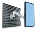 EDGE Slat Mounted Monitor Arm