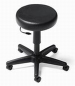 File Buddy Swivel Stool Chair - 1105