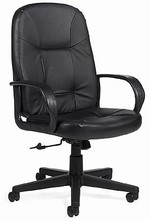Arno Deluxe Leather Swivel Chair