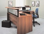 Genoa Reception Desk