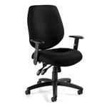 Seating To Go: Adjustable Ergonomic Desk Chairs Multi Tilter Chair
