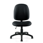 Seating to Go: Armless Task Chair