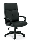 Offices to Go: Luxhide Managers Chair - OTG11782B